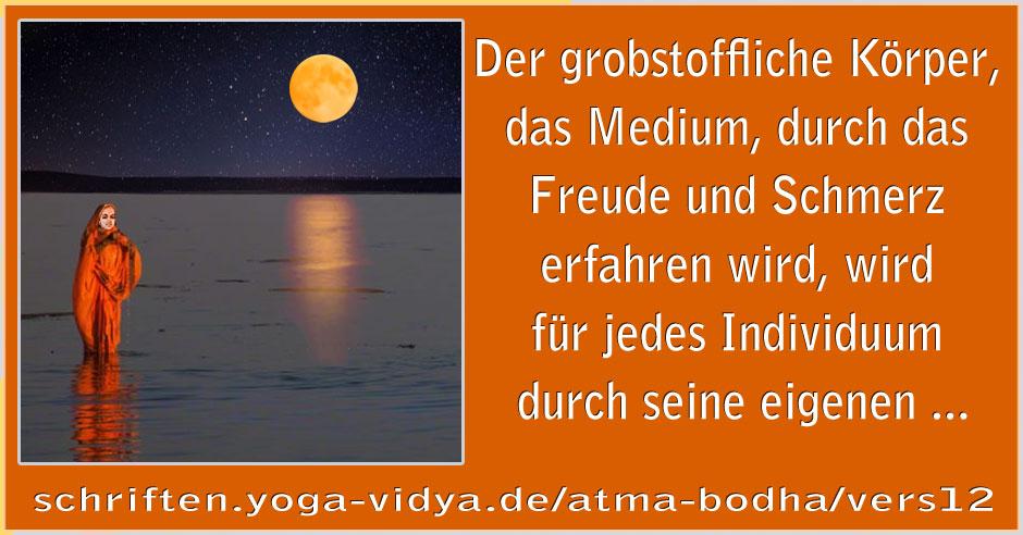 Atma Bodha – Vers 12