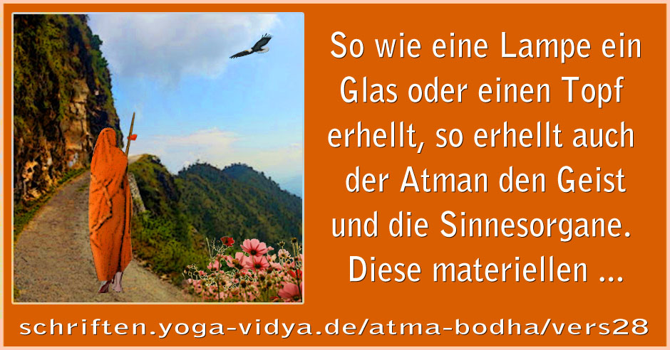 Atma Bodha – Vers 28