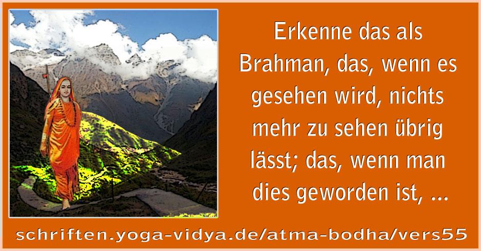 Atma Bodha – Vers 55