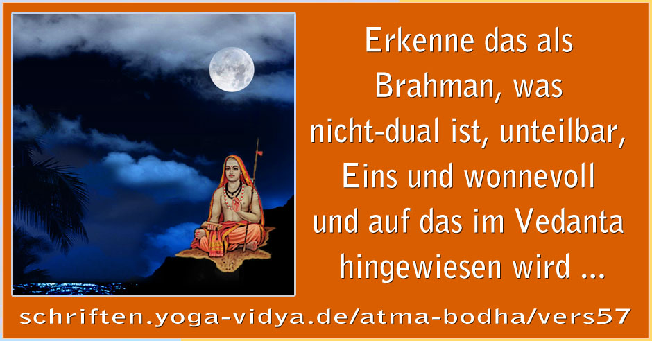 Atma Bodha Vers 57