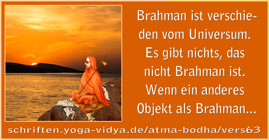 Atma Bodha – Vers 63