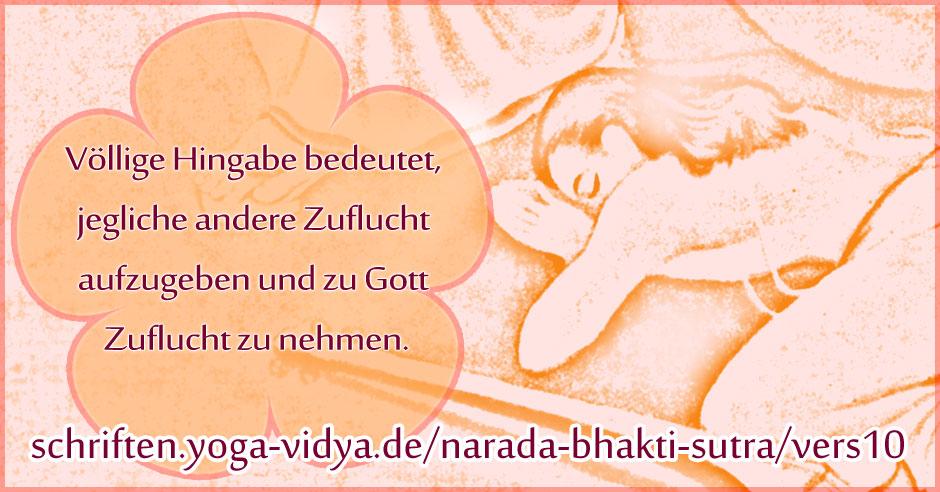 Narada Bhakti Sutra 10