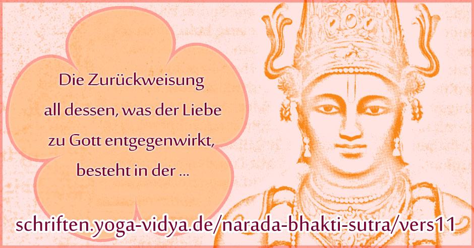 Narada Bhakti Sutra 11