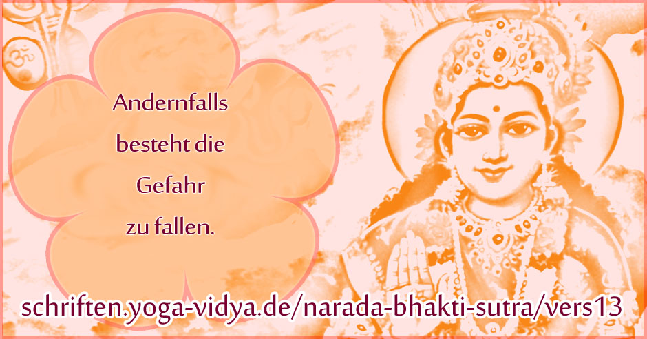 Narada Bhakti Sutra 13