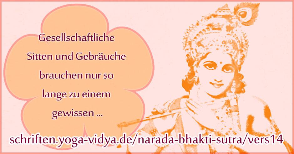 Narada Bhakti Sutra 14