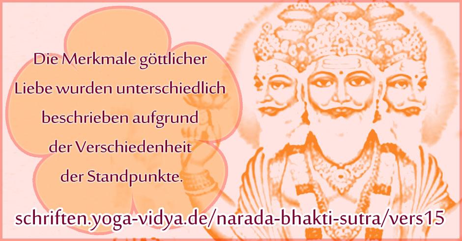 Narada Bhakti Sutra 15