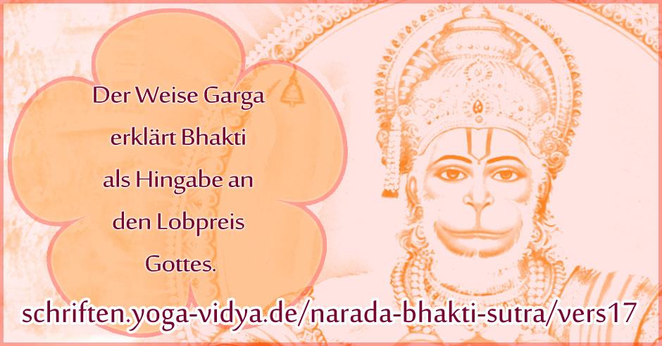 Narada Bhakti Sutra 17