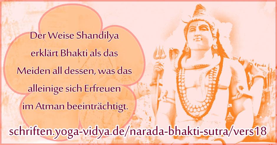 Narada Bhakti Sutra 18