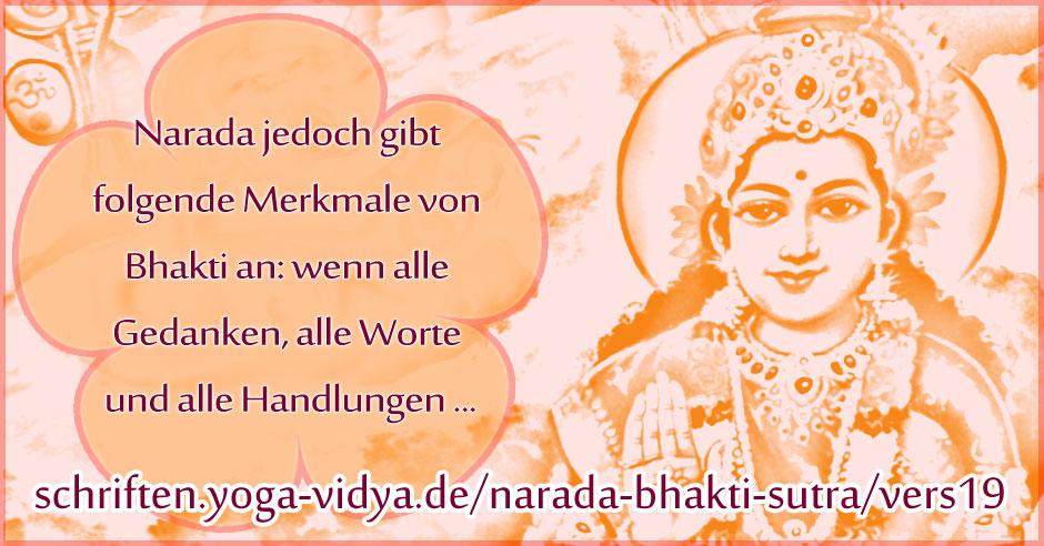 Narada Bhakti Sutra 19