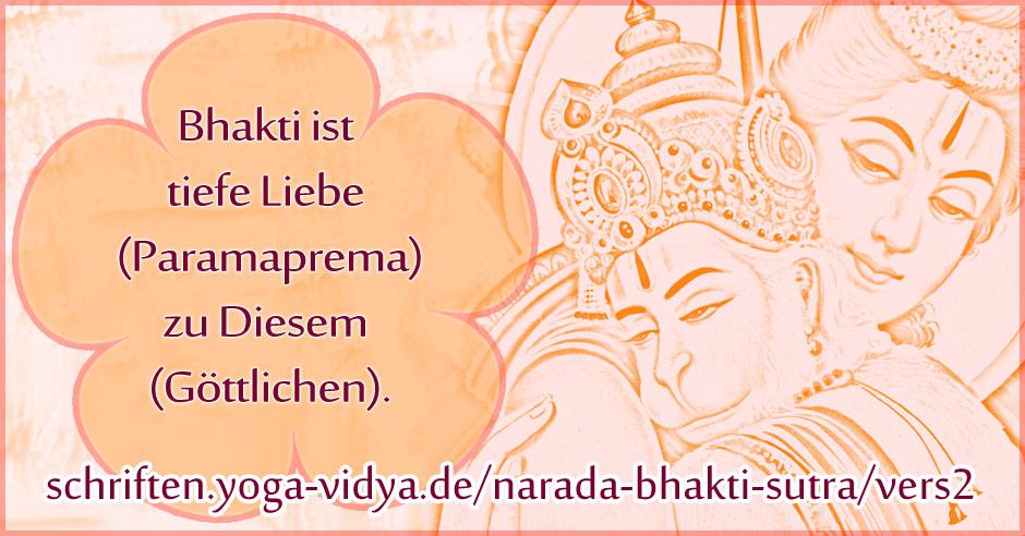 Narada Bhakti Sutra 2