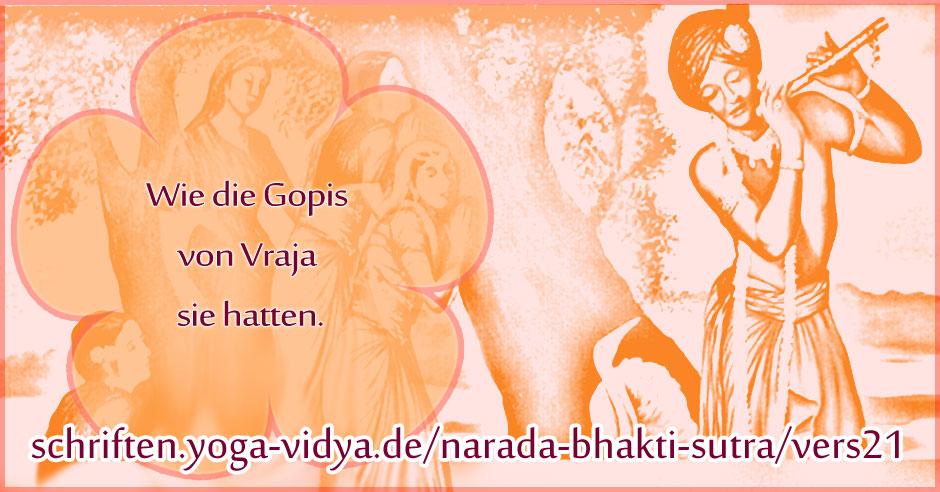 Narada Bhakti Sutra 21