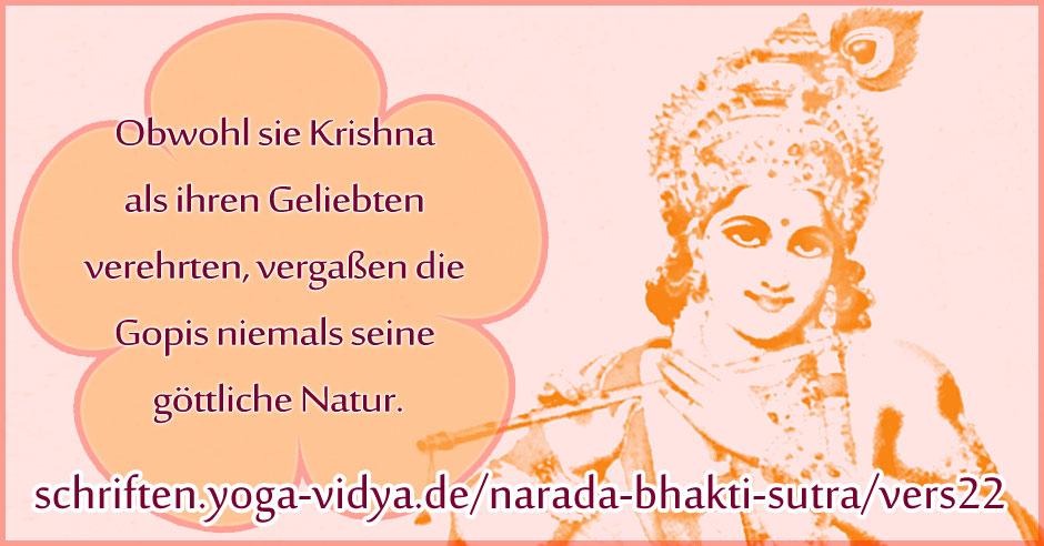Narada Bhakti Sutra 22