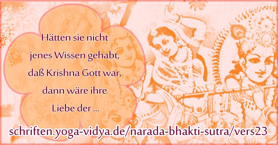 Narada Bhakti Sutra 23