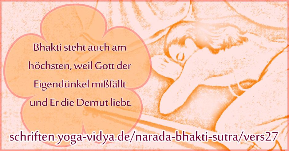 Narada Bhakti Sutra 27