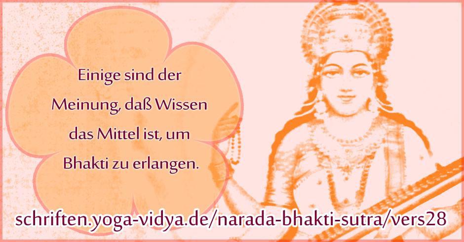 Narada Bhakti Sutra 28
