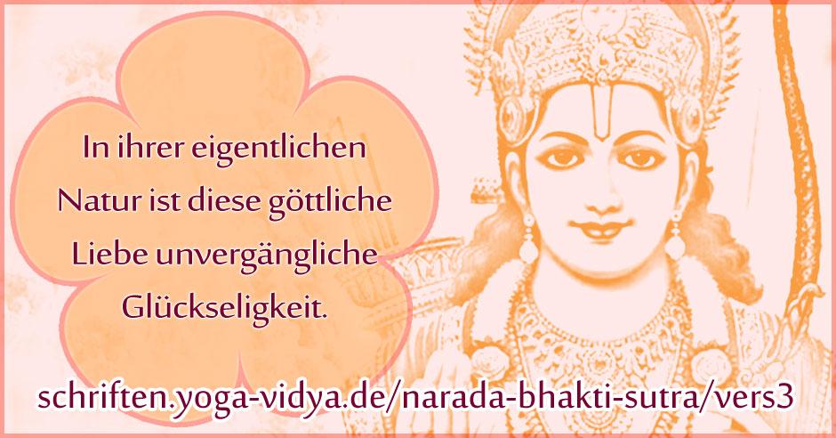 Narada Bhakti Sutra 3