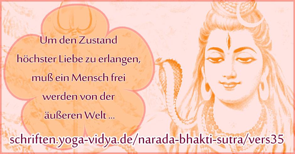 Narada Bhakti Sutra 35