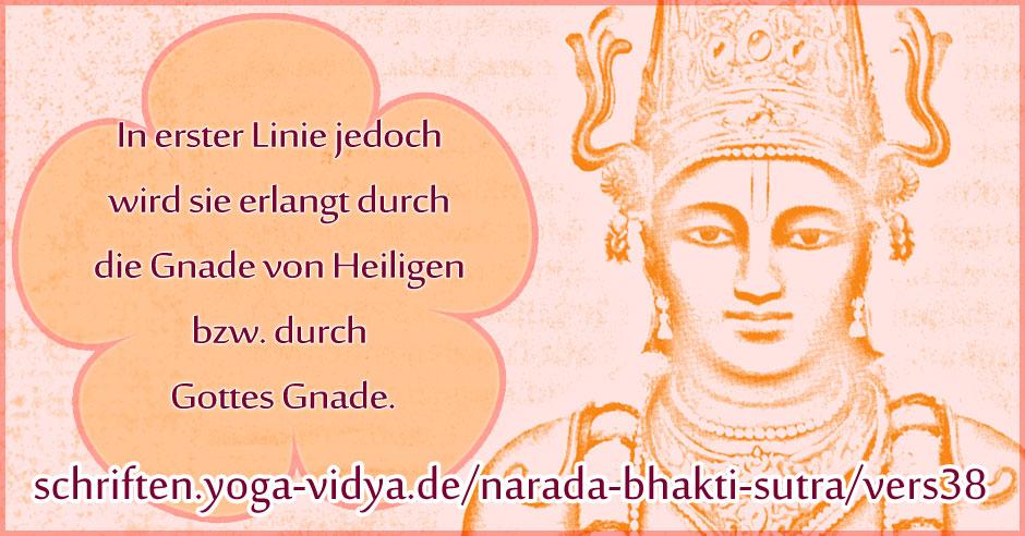 Narada Bhakti Sutra 38