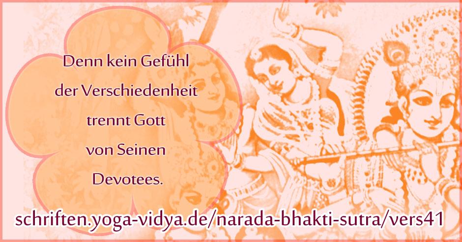 Narada Bhakti Sutra 41