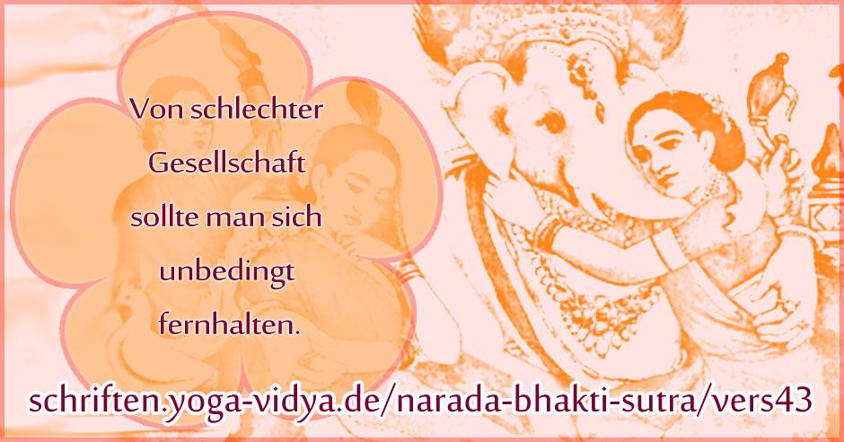 Narada Bhakti Sutra 43