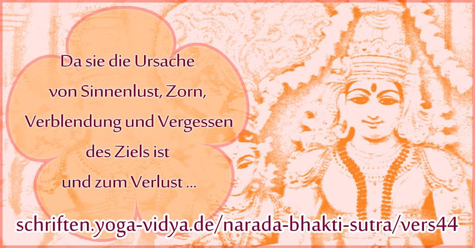 Narada Bhakti Sutra 44