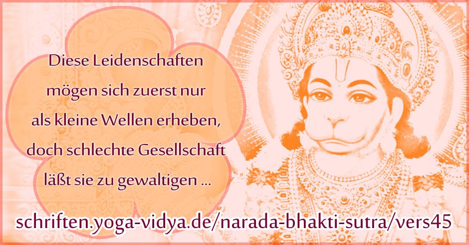 Narada Bhakti Sutra 45