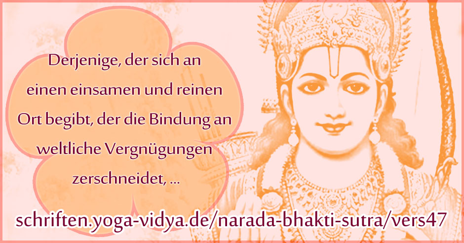 Narada Bhakti Sutra 47