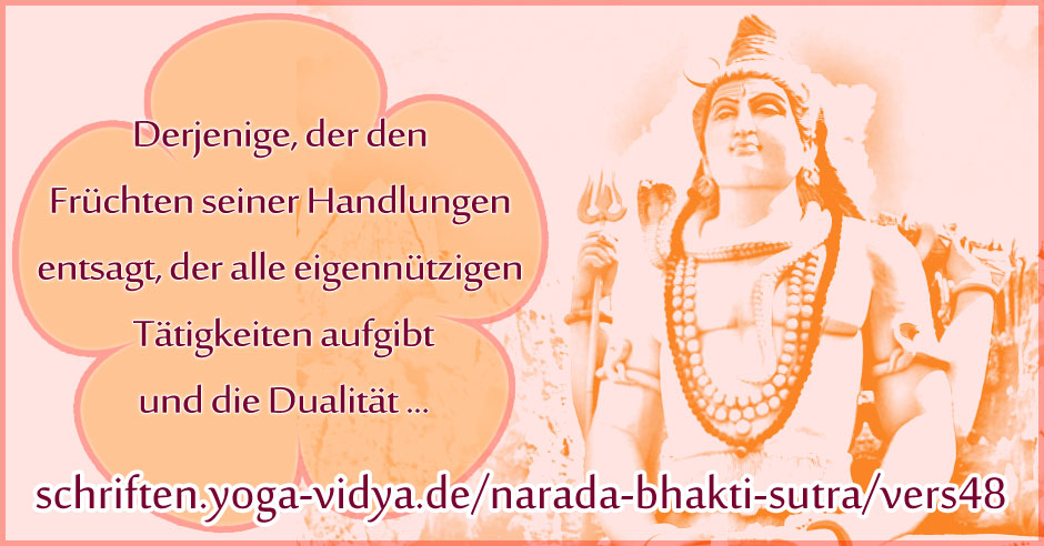 Narada Bhakti Sutra 48