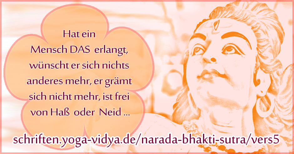 Narada Bhakti Sutra 5