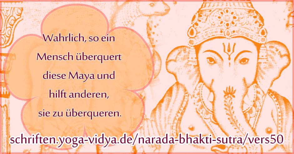 Narada Bhakti Sutra 50