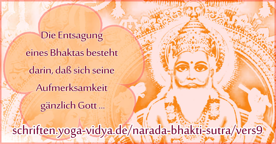 Narada Bhakti Sutra 9